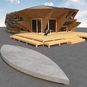 Endesa Pavillon 3d model