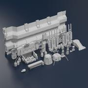 Sci_fi_elements 3d model