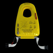 飛行機の救命胴衣 3d model