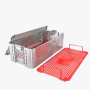 医疗器械容器 3d model