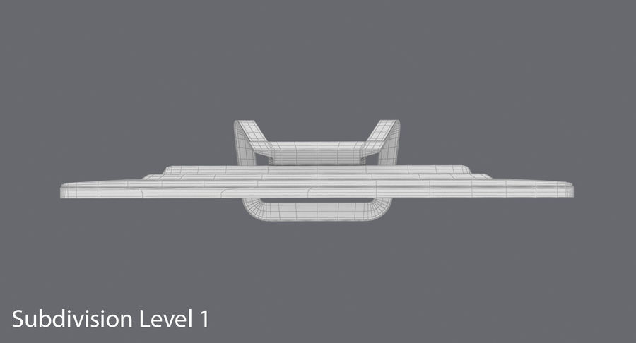 Pc Monitor 02 royalty-free 3d model - Preview no. 17