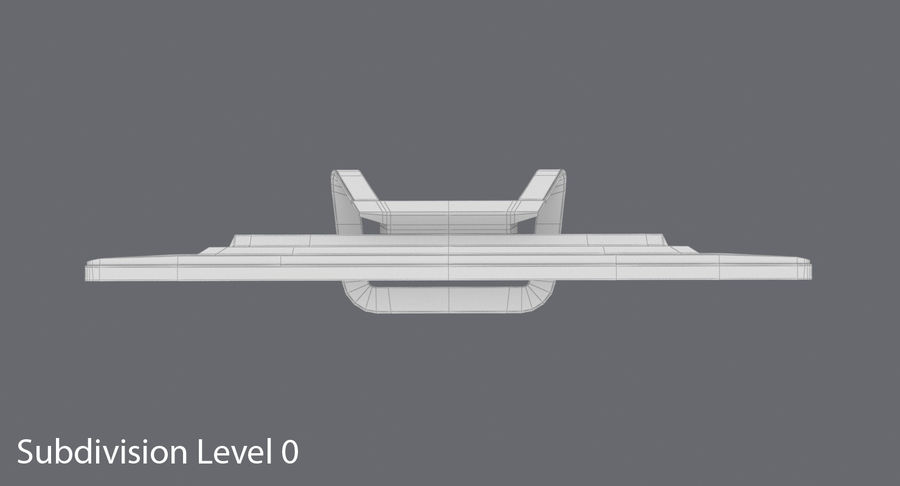 Pc Monitor 02 royalty-free 3d model - Preview no. 14