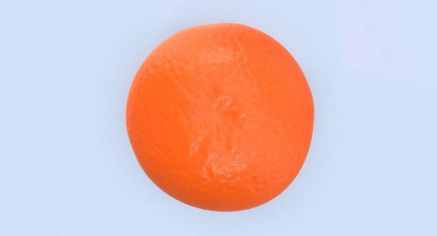 Mandarino Senza Foglia royalty-free 3d model - Preview no. 5