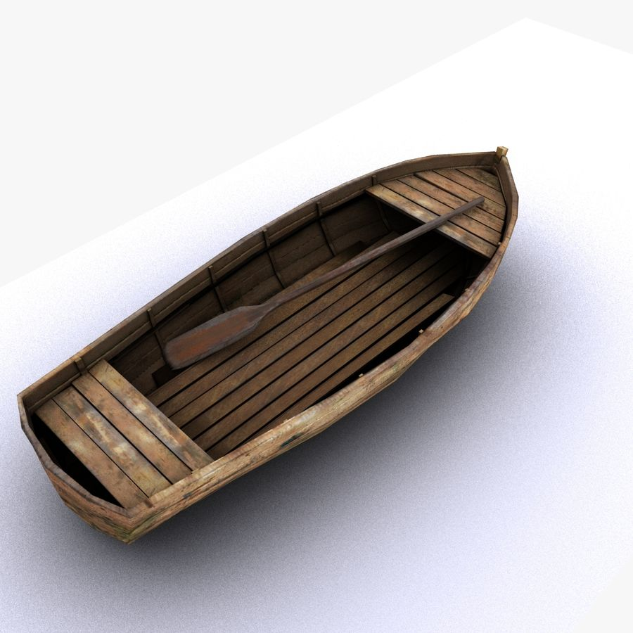 Boot royalty-free 3d model - Preview no. 1