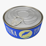 Tonijn Tin 3d model