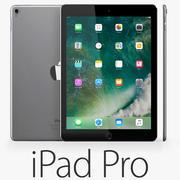 iPad Pro 9,7 polegadas Espaço Cinzento 3d model