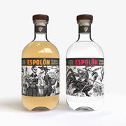 Espolon Tequila 3d model