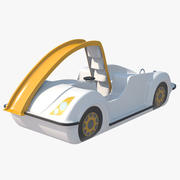 Bote de pedales modelo 3d