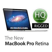 Apple Macbook Pro Retina 15 inch 3d model