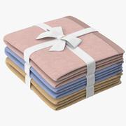 Baby Blankets 03 01 3d model