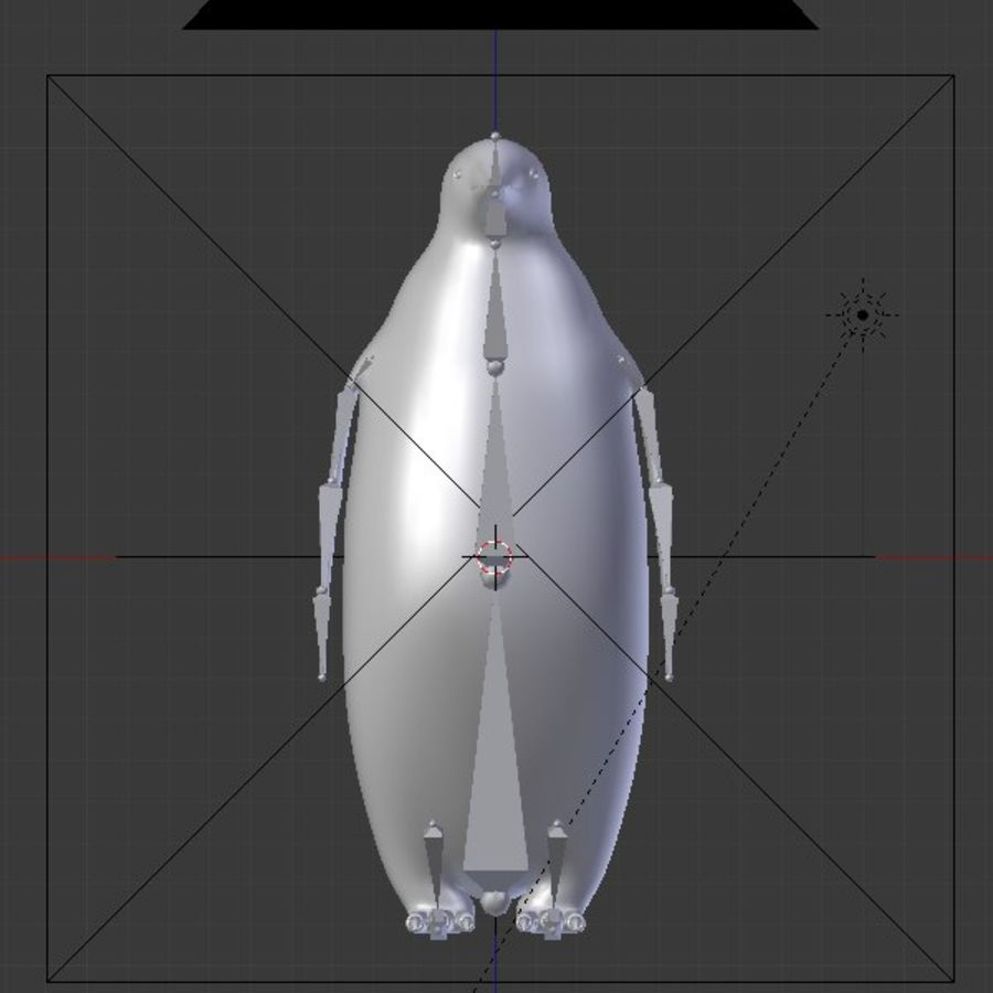 scène arctique royalty-free 3d model - Preview no. 18