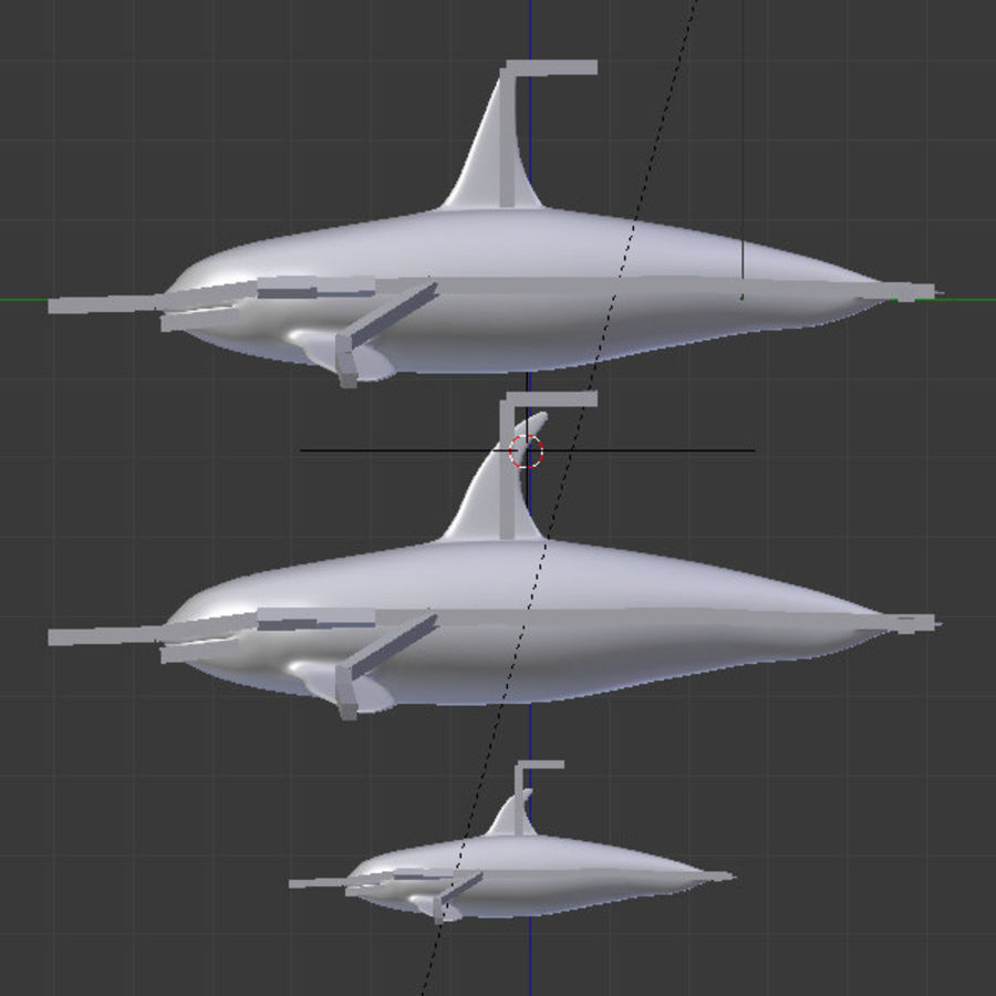 scène arctique royalty-free 3d model - Preview no. 11
