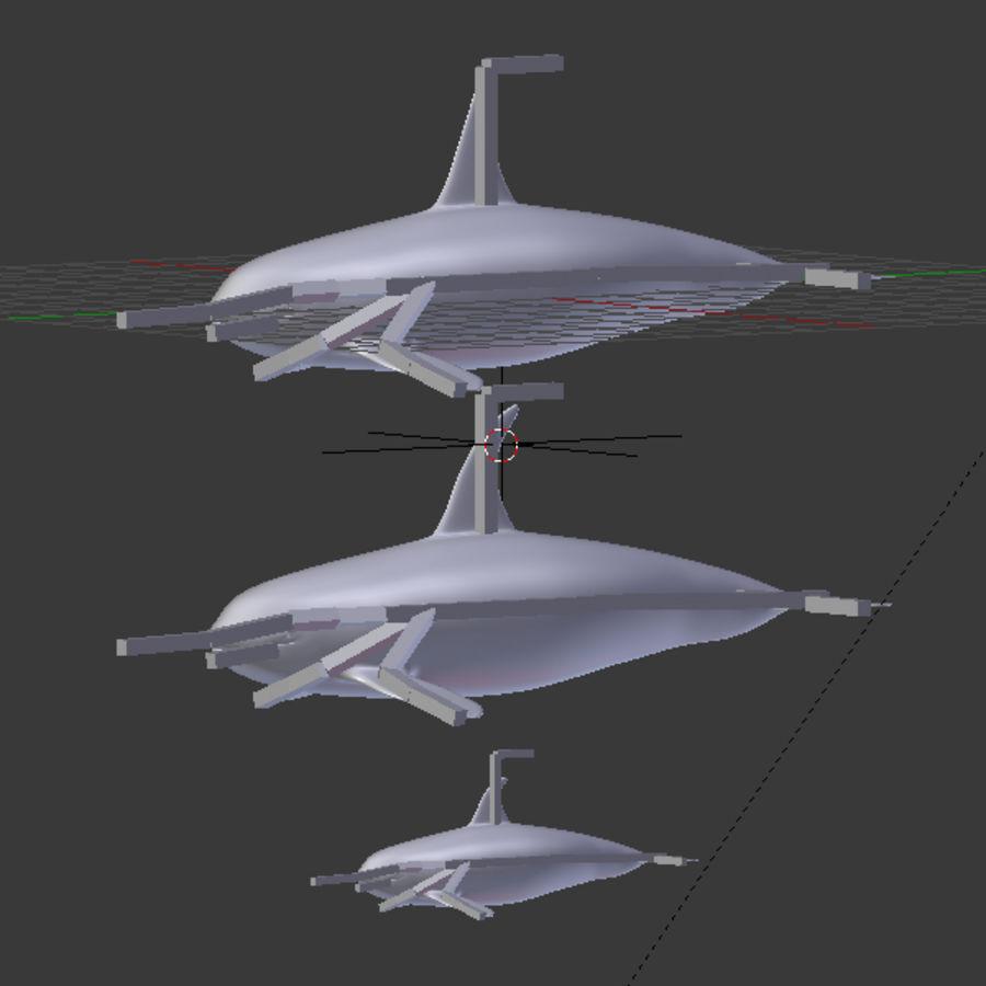 scène arctique royalty-free 3d model - Preview no. 10