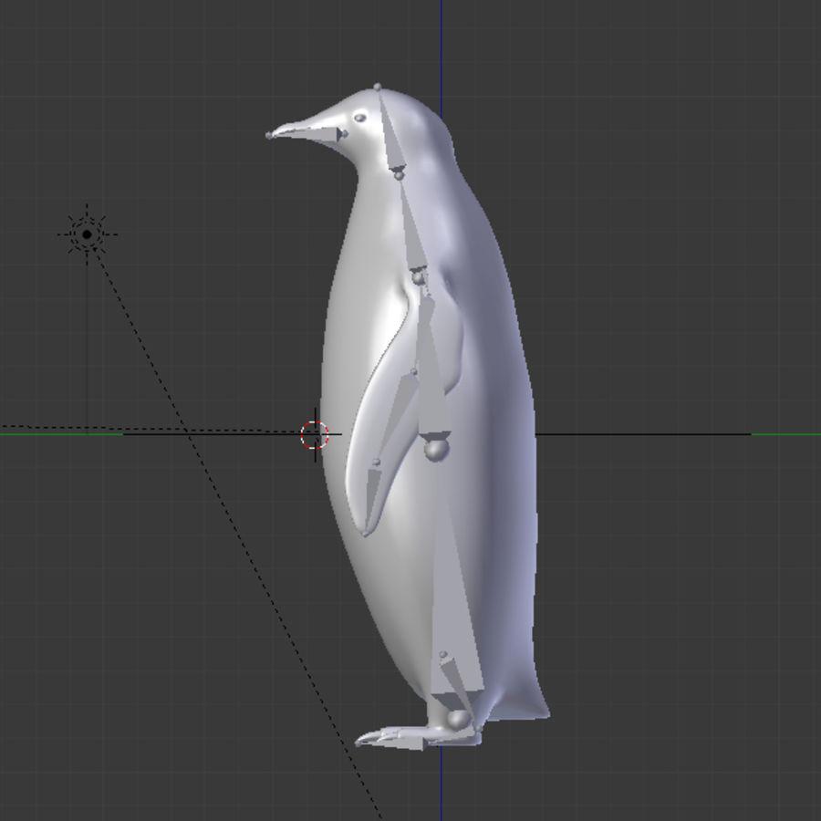 scène arctique royalty-free 3d model - Preview no. 17