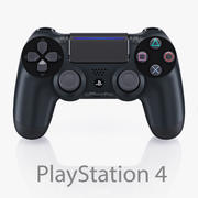 Sony PlayStation 4 Controller New 3d model