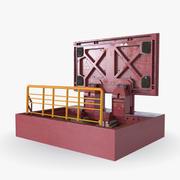 Kapak (1) 3d model