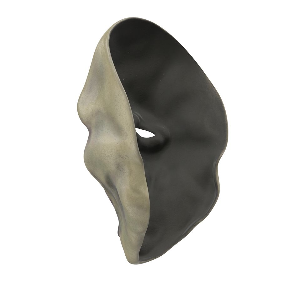 Dead Man Mask royalty-free 3d model - Preview no. 9