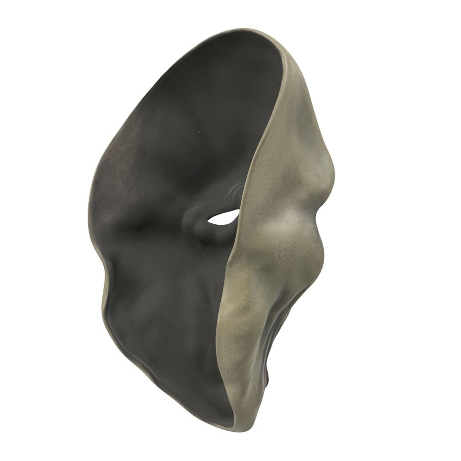 Dead Man Mask royalty-free 3d model - Preview no. 8