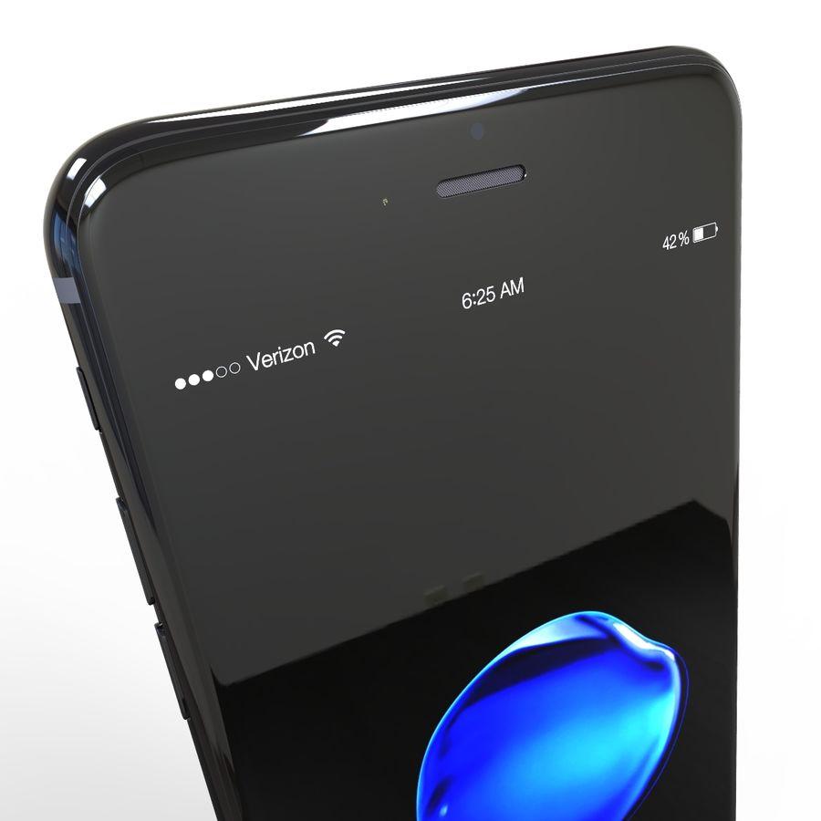 苹果手机7 royalty-free 3d model - Preview no. 6