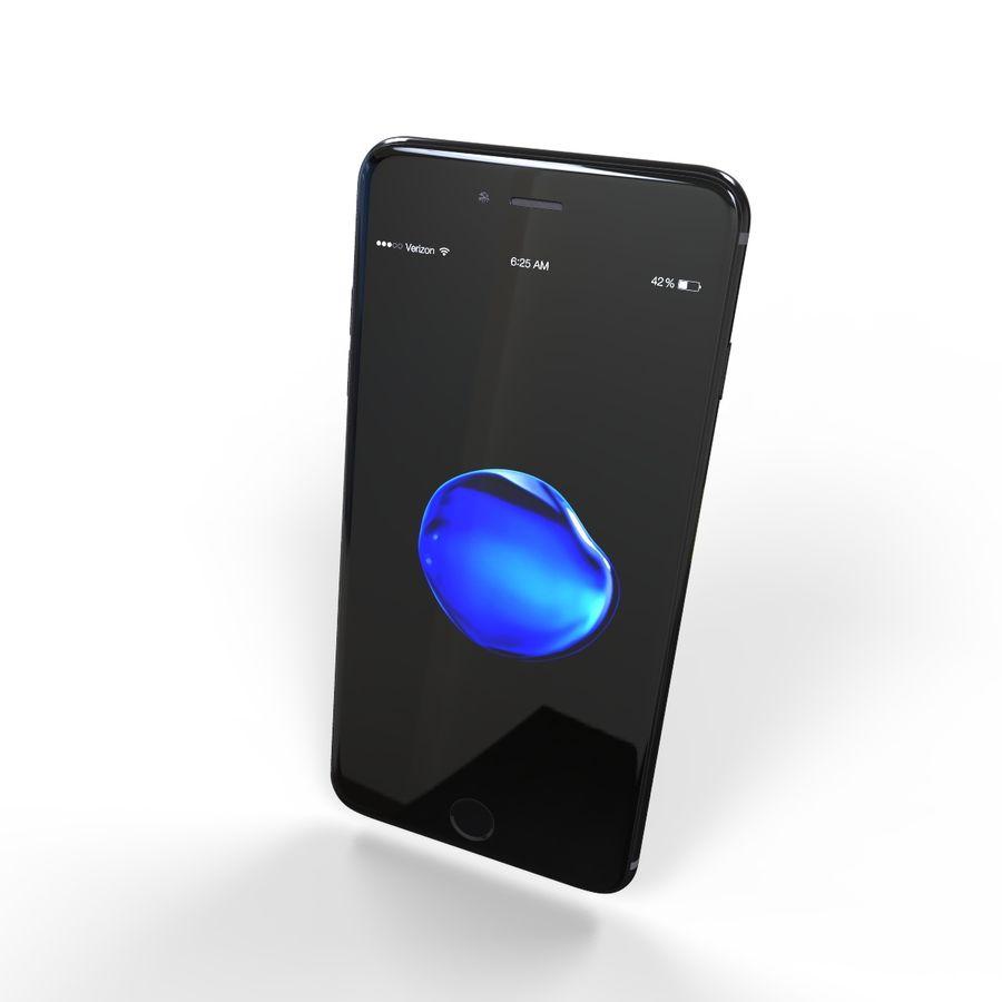 苹果手机7 royalty-free 3d model - Preview no. 2