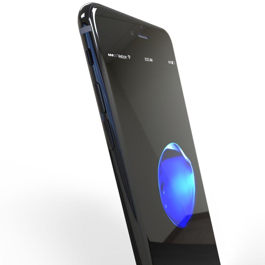 苹果手机7 royalty-free 3d model - Preview no. 5