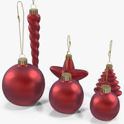 Christmas Toy Collection 3d model