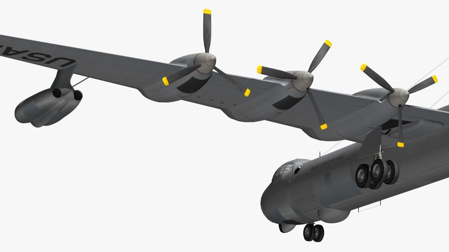 B36 Pacemaker royalty-free 3d model - Preview no. 8