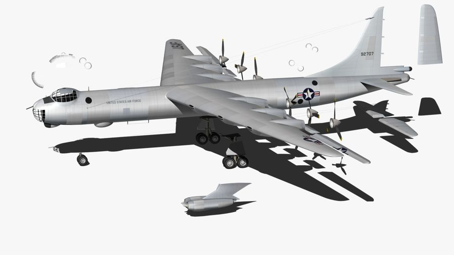 B36 Pacemaker royalty-free 3d model - Preview no. 5