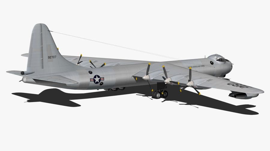 B36 Pacemaker royalty-free 3d model - Preview no. 12