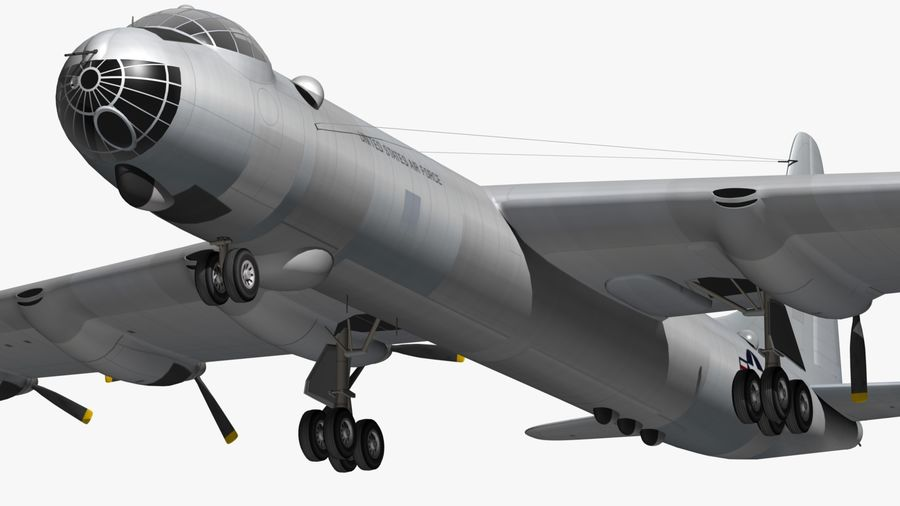 B36 Pacemaker royalty-free 3d model - Preview no. 2