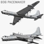 B36 Pacemaker 3d model
