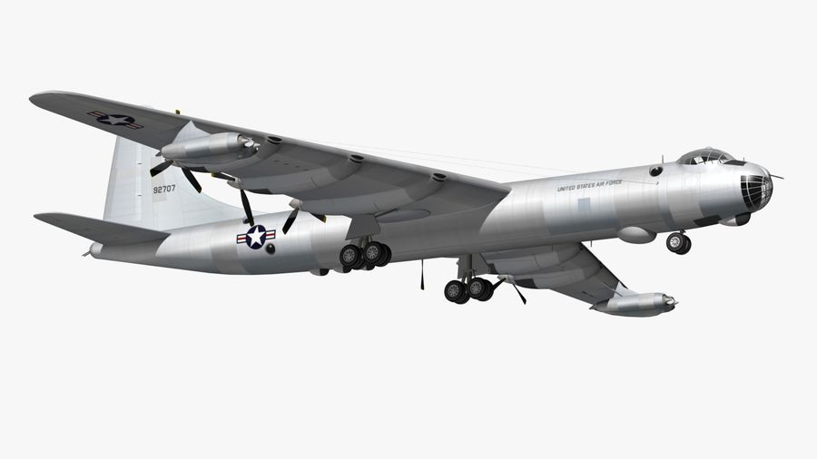 B36 Pacemaker royalty-free 3d model - Preview no. 14