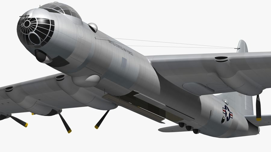B36 Pacemaker royalty-free 3d model - Preview no. 3