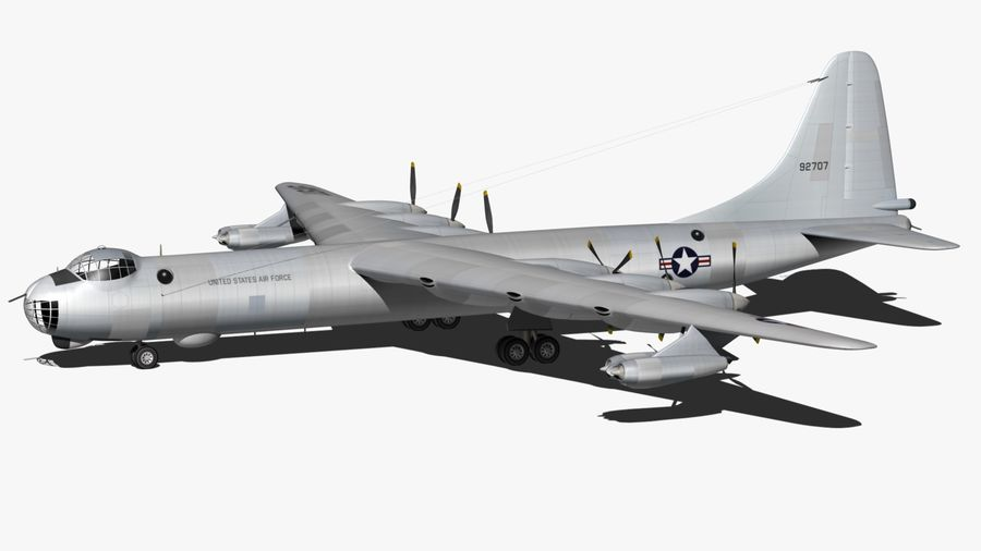 B36 Pacemaker royalty-free 3d model - Preview no. 10