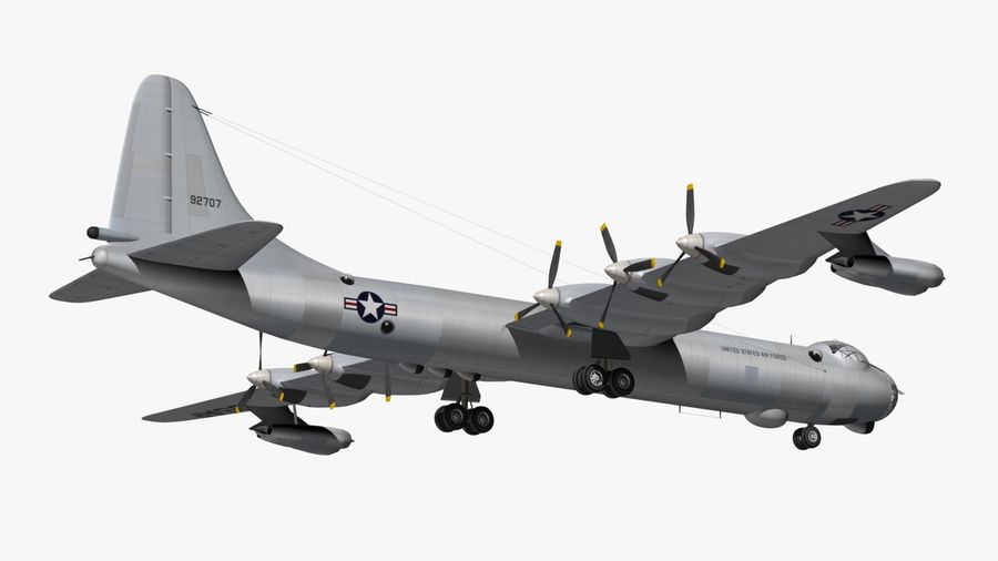 B36 Pacemaker royalty-free 3d model - Preview no. 17