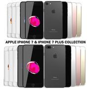 Colección Apple iPhone 7 y iPhone 7 Plus modelo 3d