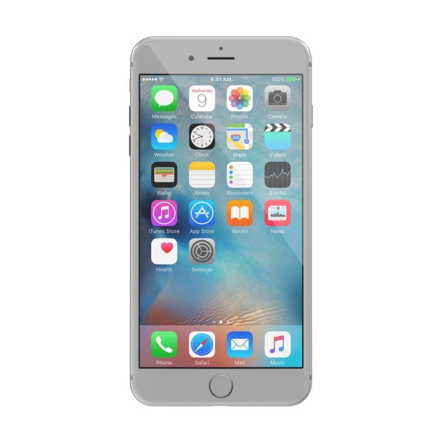 Colección Apple iPhone 7 y 7 Plus All Colors royalty-free modelo 3d - Preview no. 25