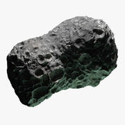 Asteroid 17 3d model