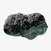 Asteroide 18 modelo 3d