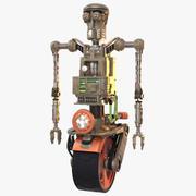 Robô Modelo 10 - Roy Loom 3d model
