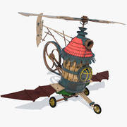 Anti-Ork-Flugkanone 3d model
