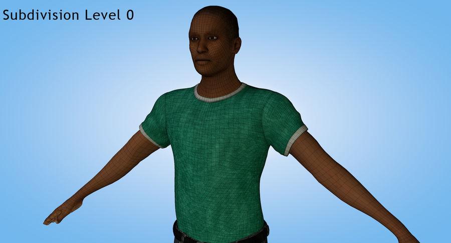 アラン royalty-free 3d model - Preview no. 17