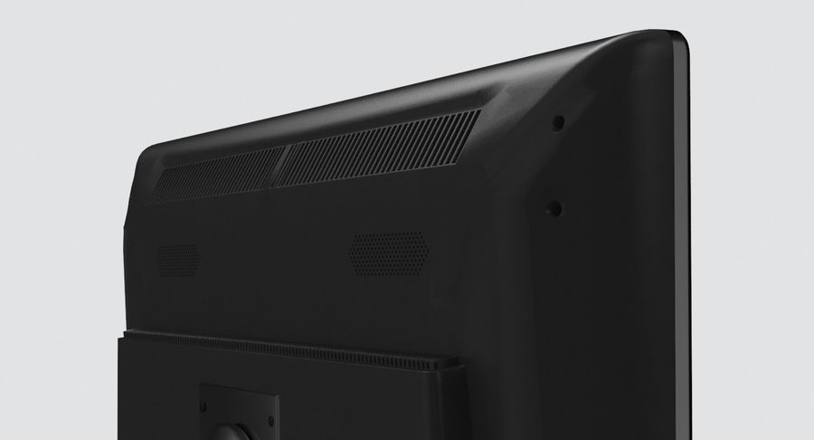 PC-Monitor royalty-free 3d model - Preview no. 12