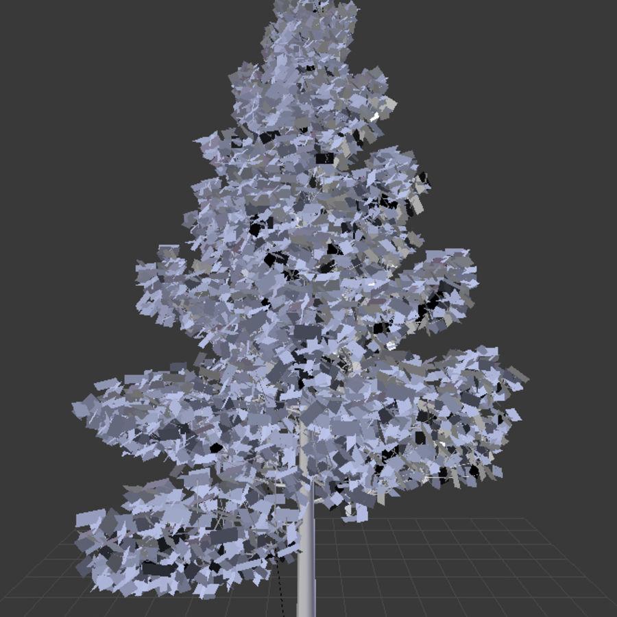 基本的なツリー royalty-free 3d model - Preview no. 4