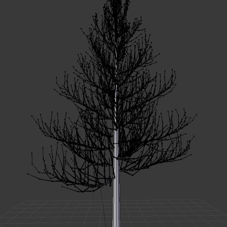 基本的なツリー royalty-free 3d model - Preview no. 5