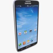 Capa Neo e de Telefone para Samsung Note 3 3d model