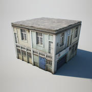Old House P_2 3d model