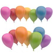 ballons 3d model
