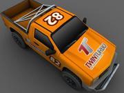 Car_TR40 3d model