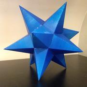 Decorative Star 3d model